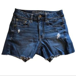American Eagle Outfitters Distressed Cutoff Shorts